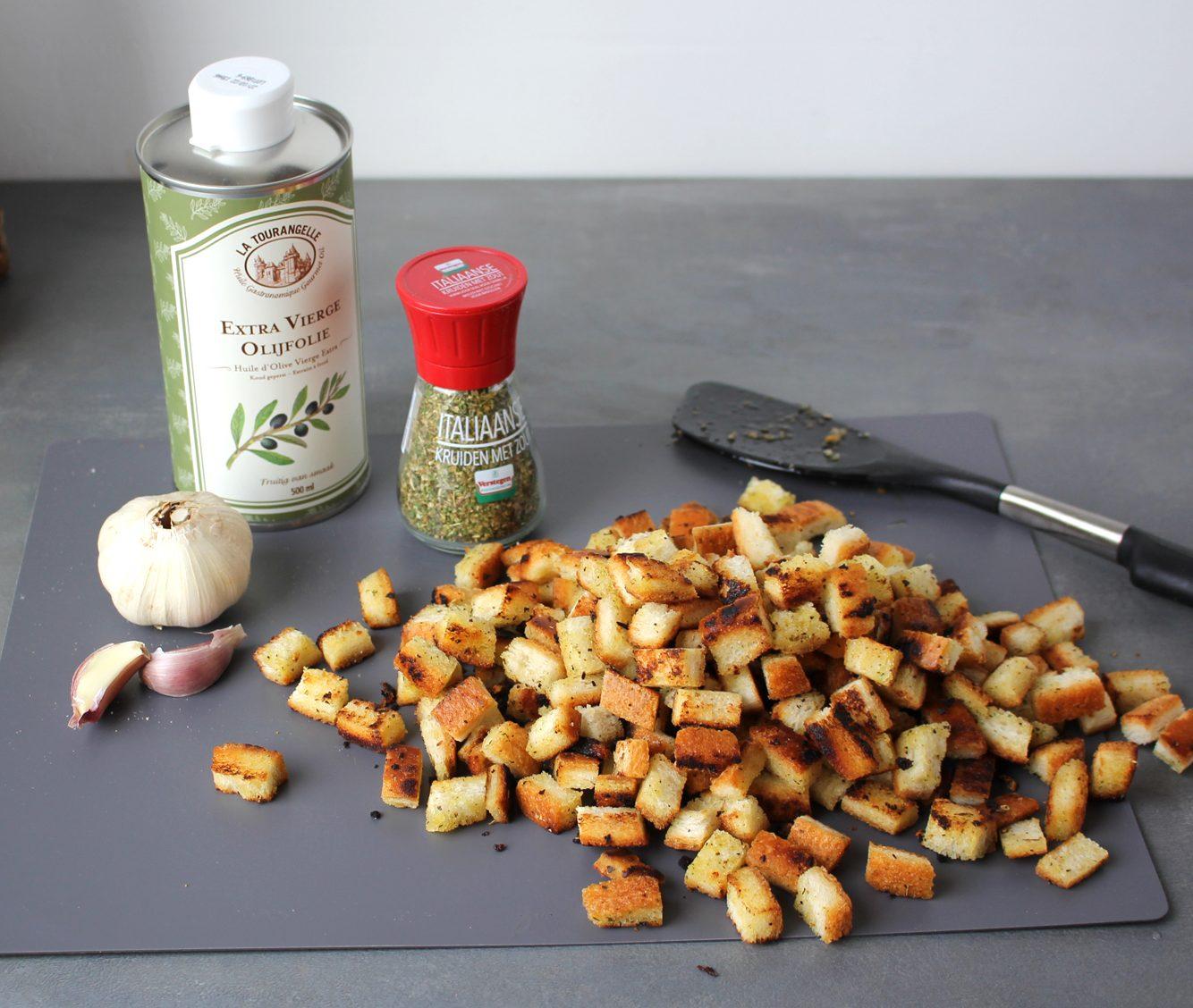 Bakker Klink brood croutons