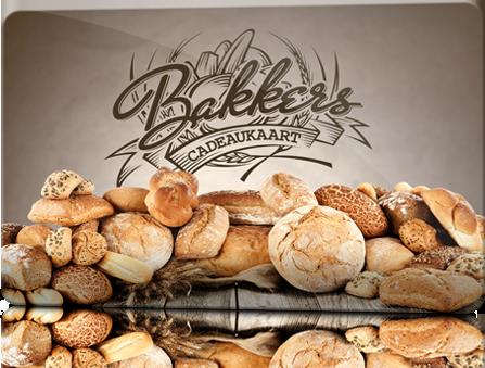 Afbeelding van de bakkerscadeaukaart